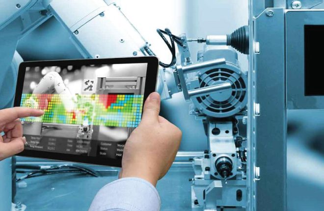 Industrial IoT in Manufacturing