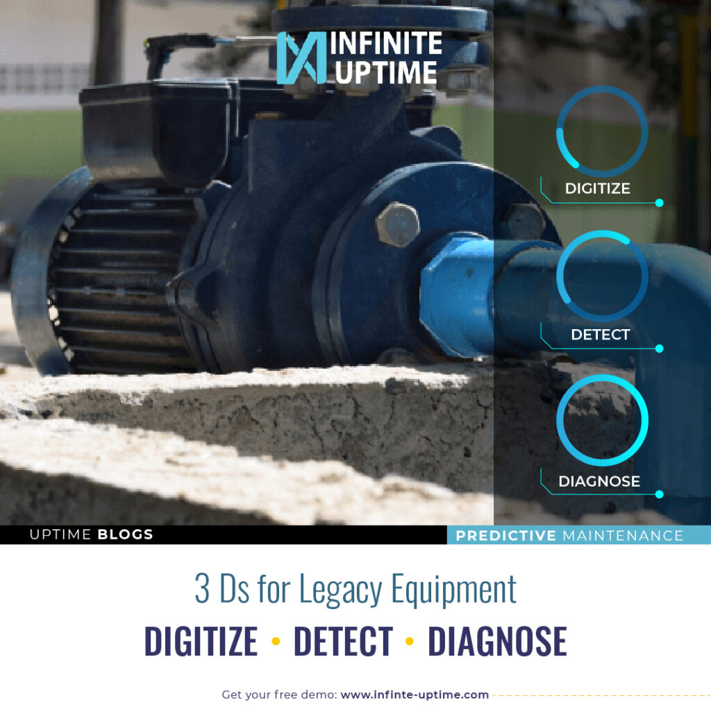 Legacy Equipment - Digitize Detect and Diagnose
