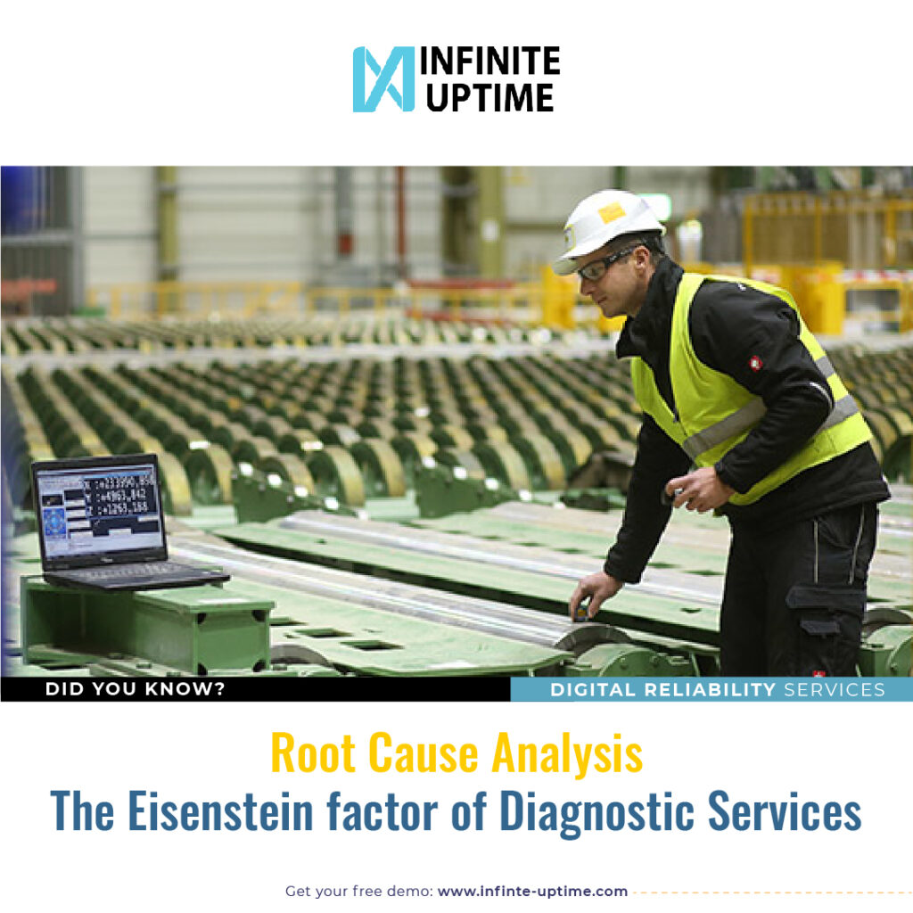 Root Cause Analysis - The Eisenstein Factor of Diagnostic Services